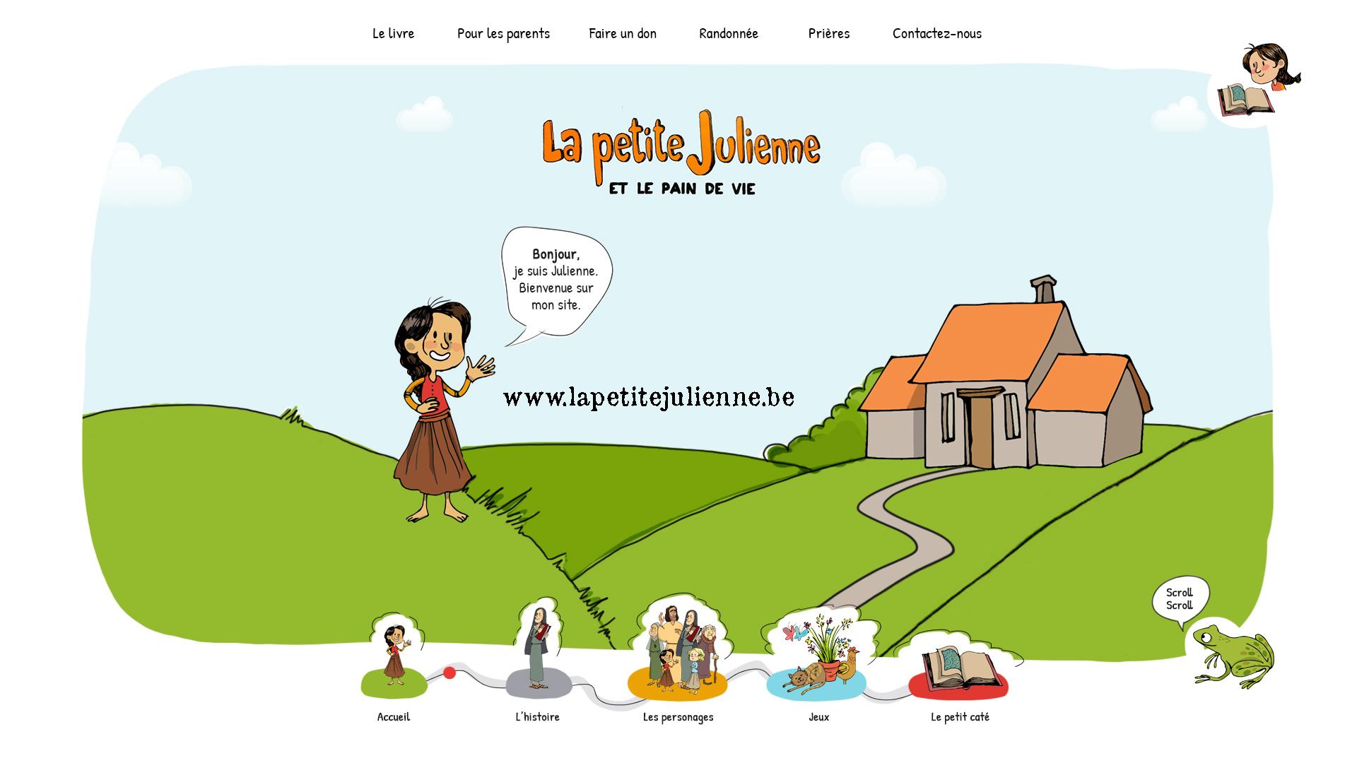 Homepage.julienne