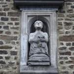 Potale de St-Pierre à l'église de Saive