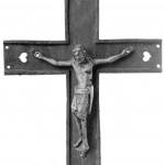 Le crucifix mosan (XIIe)