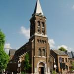 Eglise Ste-Julienne de Salzinnes